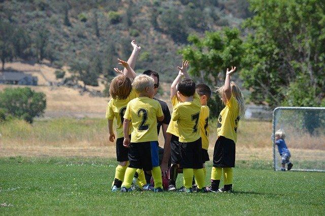 11 Spiele für den Sportunterricht